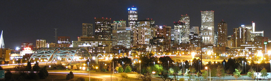 Denver, Colorado. The home of Assured Title Agency.